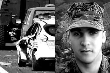 'GOVORILI SMO DA VOJNICI NE PLAČU, ALI OPROSTI NAM DANAS NAŠE SUZE…': Pokopali tragično stradalog vojnog policajca Josipa Perića