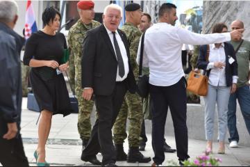 """Josip Đakić iz Knina:""""Sjetite se svih onih koji su svoje živote ugradili u temelje hrvatske slobode. Oluja je bitka svih bitaka, mora biti uvijek slavljena"""""""