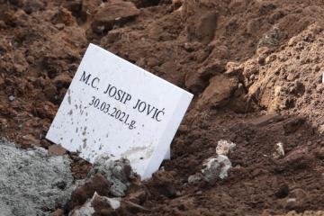 Dogodilo se na današnji dan: Pokopan Josip Jović
