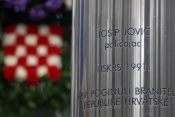 DOMOVINSKI RAT: U Aržanu obilježena 29. obljetnica pogibije Josipa Jovića