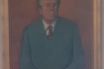 KAKO JE I OBEĆAO Željko Sačić podnio zahtjev za uklanjanje portreta Josipa Manolića iz zgrade Hrvatskog sabora