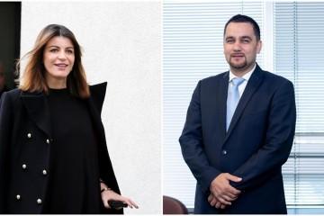 Državni tajnici u Ministarstvu branitelja, Ivan Vukić i Nevenka Benić, također  osumnjićeni u aferi Rimac