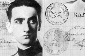 20. lipnja 1941. Jovan Deroko – četnički zapovjednik kojeg slavi Sergej Trifunović želio je suradnju četnika i partizana