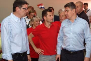 Željko Jovanović imenovan povjerenikom za sport Zorana Milanovića