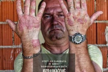 Oteti od zaborava 91 heroj Domovinskoga rata - Jozo Lukačević