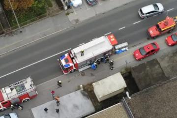 Užas u Zagrebu: Lift u zgradi prignječio malo dijete, u teškom stanju odvezeno je u bolnicu