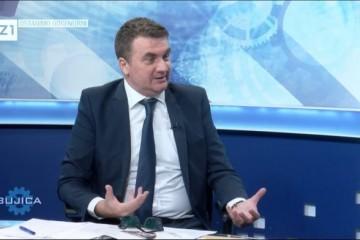 Kajkić u Bujici: 'Mladić nije pucao iz osobnog motiva, ranjeni je član našeg sindikata'