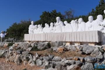 ČUDO IZNAD POSEDARJA »Uskrsnuće« Vinka Kajmaka