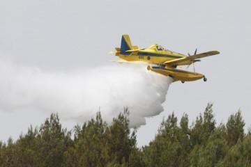 NOVI POŽAR U OKOLICI ŠIBENIKA: 40 vatrogasaca se bori s buktinjom, u pomoć stigli kanaderi