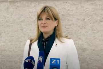 Karolina Vidović Krišto upozorila na 'dvostruka mjerila hrvatske elite' – Bezosjećajnost na nepravdu i koristoljublje