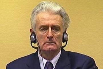 Ratni zločinac Radovan Karadžić ostatak svoje doživotne kazne odradit će u Velikoj Britaniji