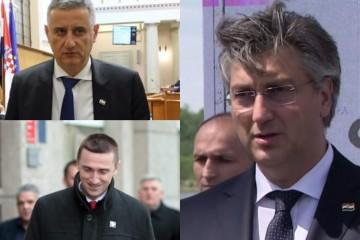 Je li slučajnost privođenje Ane Karamarko u vrijeme izlaska Penave i vukovarskih vijećnika iz HDZ-a?