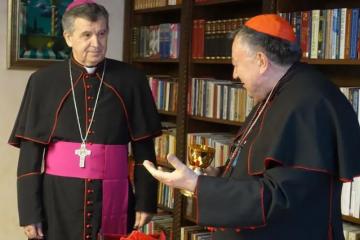 Nakon kardinala Puljića, zbog koronavirusa u bolnici i njegov nasljednik