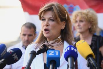 NIKAD ŽEŠĆA VIDOVIĆ KRIŠTO: Plenkovića i Jandrokovića bi trebalo prognati iz političkog i javnog života