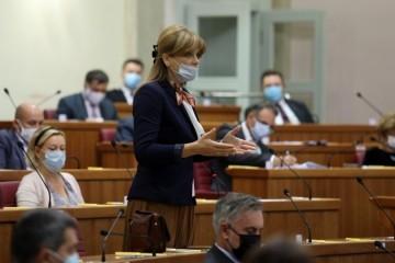 Saborsko jutro počelo burno: Jandroković izbacio Karolinu Vidović - Krišto sa sjednice Sabora