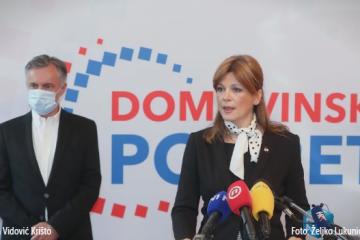 Karolina Vidović Krišto potpredsjednica Sabora?