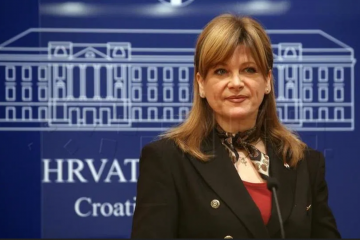 Karolina Vidović Krišto: Porezni obveznici Končaru isplatili 330 milijuna kuna