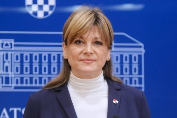 """Karolina Vidović Krišto sumnja da ministar Božinović ne želi otkriti istinu o sukobu Bad Blue Boysa i """"Delija"""" u Vukovaru"""
