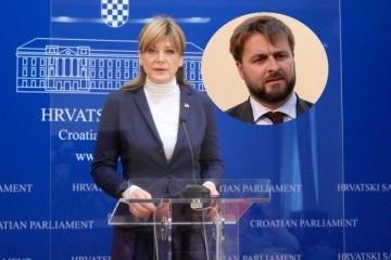 Vidović Krišto: 'Nepotizam vladajućih moćnika u Hrvatskoj nema srama niti granica'