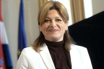 'NA LAŽIMA SE NE GRADI BUDUĆNOST' Vidović Krišto nakon govora Dragane Jeckov: 'Da smo pravna država, to bi bilo predmet DORH-a'