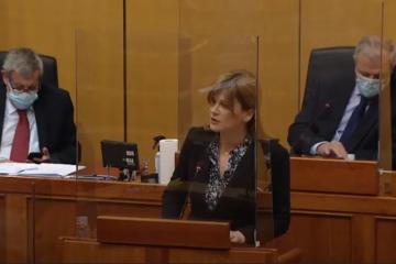 Karolina Vidović Krišto – Agresor mora platiti počinjenu štetu