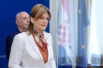 Vidović Krišto upozorila na novi slučaj: To je dramatična koruptivna radnja u pravosudnom sustavu!