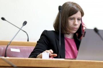 Banožić otkrio da će Sveučilište obrane dobit ime po Franji Tuđmanu, Peović  svojim komentarom digla na noge zastupnike