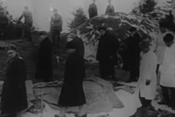 80. godišnjica stravičnog pokolja u Katinskoj šumi