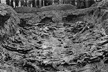 13. travnja 1943. godine svijet je doznao za masovni sovjetski zločin nad Poljacima u Katynskoj šumi