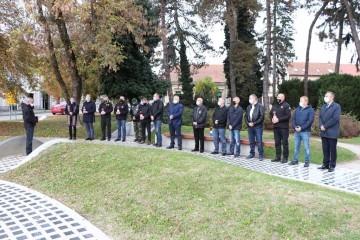 """U Koprivnici položeni vijenci u spomen na početak akcije """"Orkan 91'"""""""