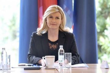 OGLASILA SE! Kolinda uzvratila Komšiću i družbi iz BiH:'Hrvati imaju dvije države'! Evo kako im je objasnila svoju izjavu!
