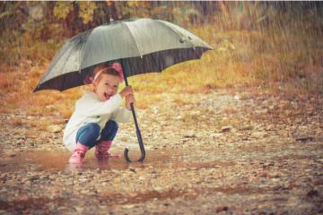 Oblačno, povremeno s kišom, na Jadranu obilnija