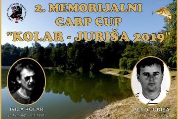 UHB RH: Otvoren 2. memorijalni Carp Cup Kolar - Juriša