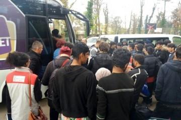 Policija se sukobila sa migrantima u Velikoj Kladuši