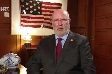 Kohorst na kraju mandata: SAD i Hrvatska imaju odličan odnos, uskoro dogovor o izbjegavanju dvostrukog oporezivanja