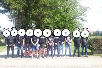 Kohorta u Borovu Selu položila vijence za poginule hrvatske redarstvenike