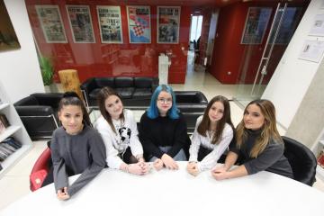 Srednjoškolke digle glas i pozvale građane na prosvjed