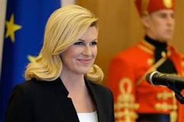 Grabar-Kitarović: Pokušaji provokacije Srbije pokazuju svu nazadnost i neodgovornost srbijanske politike