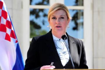 Kolinda Grabar Kitarović demantirala odustajanje od ureda: 'Ne znam tko plasira takve priče'