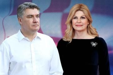 Sastali se Zoran Milanović i Kolinda Grabar-Kitarović
