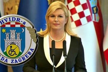 Zagrebačka HVIDR-a poziva članove da izađu na izbore i glasuju za Grabar-Kitarović