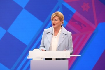 Predsjednica dolazi na još dvije debate, na HTV i na Novu TV!