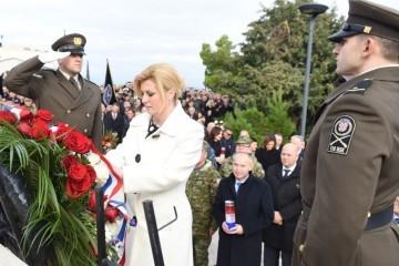 Kolinda Grabar-Kitarović: Napad na Dubrovnik osvijestio svjetsku javnost o agresiji na Hrvatsku