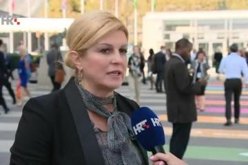 Ured predsjednice: Željko Komšić nije legitiman sugovornik za međudržavne odnose