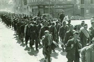 KOLONA SMRTI OD 24.000 HRVATSKIH VOJNIKA OD AUSTRIJE DO BEOGRADA I PANČEVA (Svjedočenje jednog od rijetkih preživjelih)-Tadija Jelčić