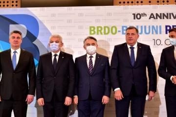 Komšić umanjuje ulogu Hrvatske u deklaraciji NATO-a: To nije nikakva novost. Dodik ga poklapa: To je potvrda da u BiH postoje tri naroda
