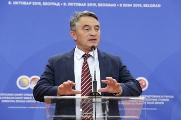 Komšić: Vrijeme je da se Dodika uhiti i procesuira, na potezu je tužiteljstvo