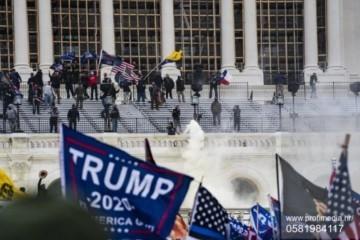 AMERIKA VRIJE: Trumpovi pristaše prijete nasiljem uoči inauguracije