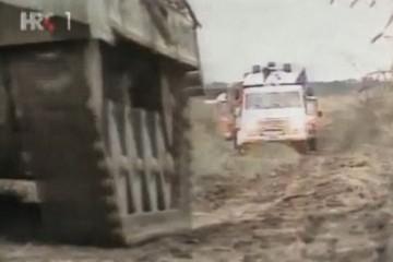 19. listopada 1991. Humanitarni konvoj (Vukovar) – spašeno više od stotinu ranjenika iz bolnice