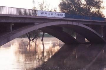 Karlovački branitelji: Zabranite skup ili na Koranski most u ponedjeljak stižemo i mi na mirno okupljanje